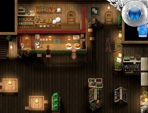 虚ろ町ののばら Game Screen Shot3