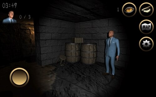 UNREST Game Screen Shot3