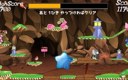 はらぺこウィッチ(ブラウザ版) Game Screen Shot4