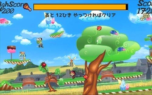 はらぺこウィッチ(ブラウザ版) Game Screen Shot5