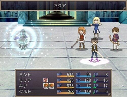 Manalta Lia-神話の終わりの魔術師- Game Screen Shot4