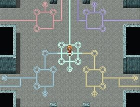 Manalta Lia-神話の終わりの魔術師- Game Screen Shot5