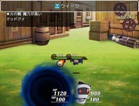 かってにバトル勇者 Game Screen Shot5