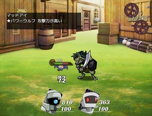 かってにバトル勇者 Game Screen Shots