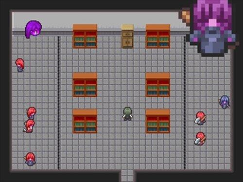 ヒトリボッ血Repeat Game Screen Shot3