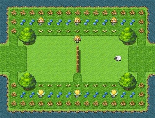 とんだおやすみ Game Screen Shot1