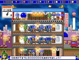 ありがとう!ワタシの経営+ Game Screen Shot
