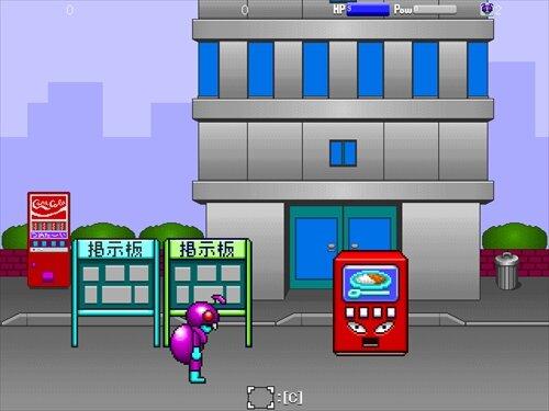 スカラベキッド Game Screen Shot