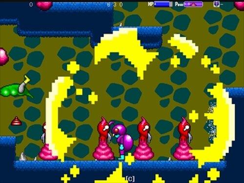 スカラベキッド Game Screen Shot4