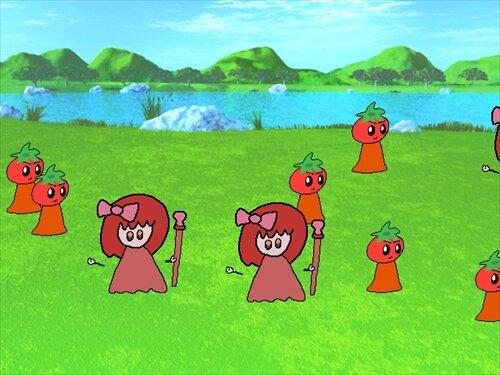 10月10日はトマトの日 Game Screen Shot1