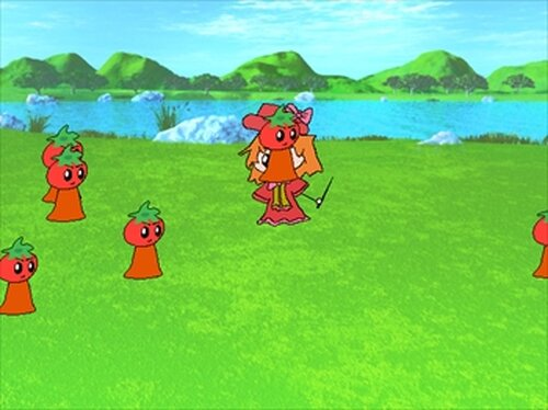 10月10日はトマトの日 Game Screen Shots