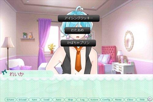 ショ体盛り!?ドキドキクッキングハロウィン Game Screen Shot2