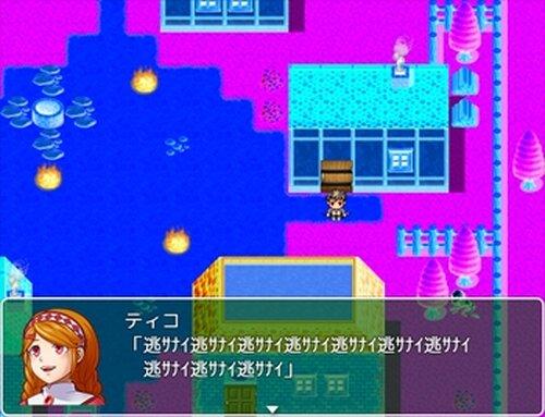 nina.exe Game Screen Shot3
