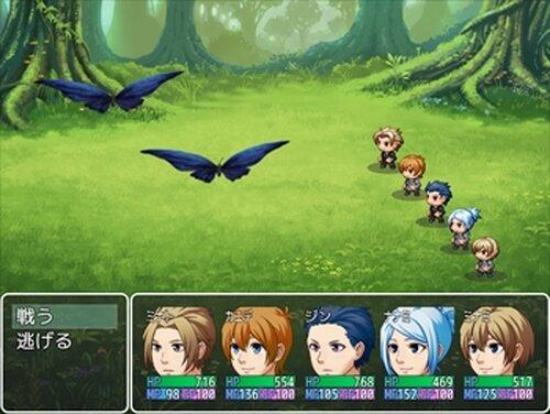 インセクト・ソード IF Game Screen Shots