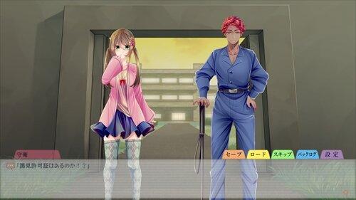 花滑りひゆの夢 Game Screen Shot1
