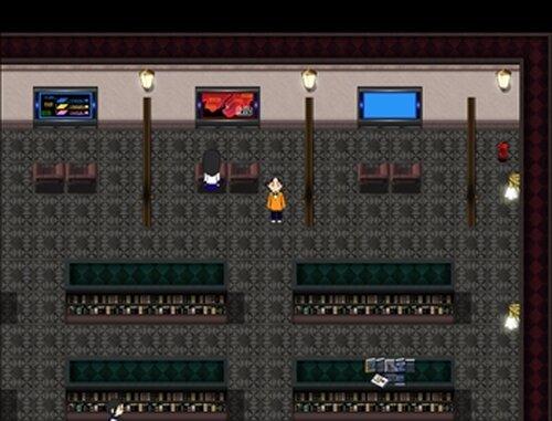 雨と花の命 Game Screen Shot5