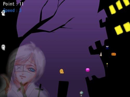 ロボネコのハロウィン2018 Game Screen Shot3