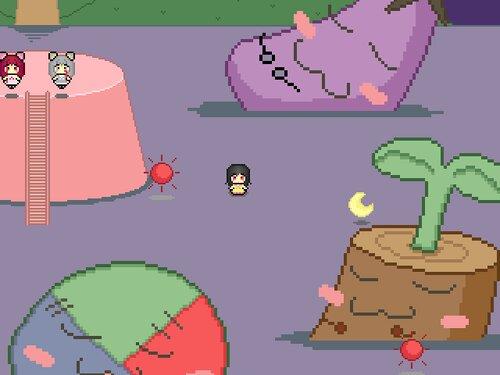 タオルケットをもう一度3[唐揚げたんぽぽ] Game Screen Shot2