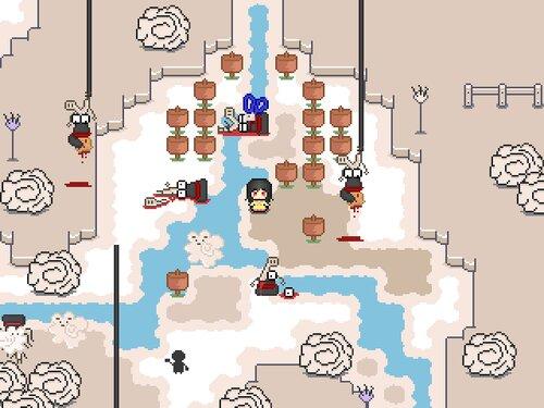 タオルケットをもう一度3[唐揚げたんぽぽ] Game Screen Shot3