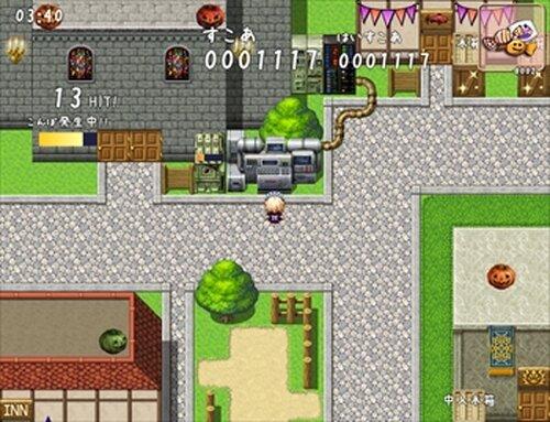 ひとりぼっちのせかい with はろうぃん 1.51 Game Screen Shot5