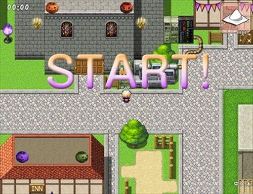 ひとりぼっちのせかい with はろうぃん 1.51 Game Screen Shots