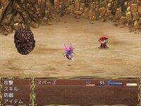 プププランドの秘宝のゲーム画面