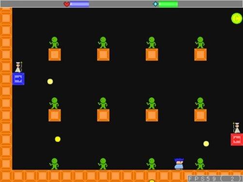 試作アクション2 Game Screen Shot3