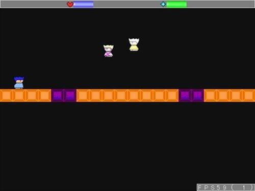 試作アクション2 Game Screen Shot5