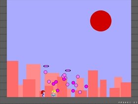 アンノウントゥモロー Game Screen Shot2