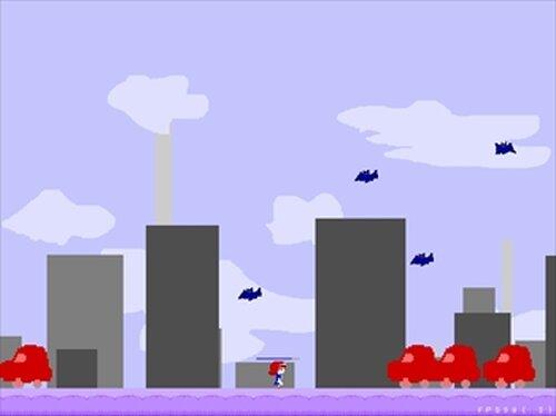 アンノウントゥモロー Game Screen Shot4