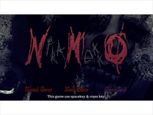 NIRAMEKKO Game Screen Shots