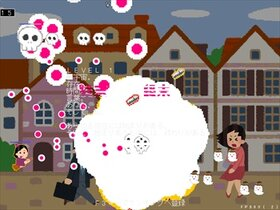 Trick or THREAT! ハロウィンの脅威 Game Screen Shot3