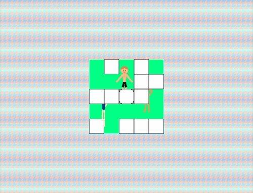 クロスラインパズルMV Game Screen Shot1