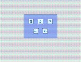 クロスラインパズルMV Game Screen Shot2