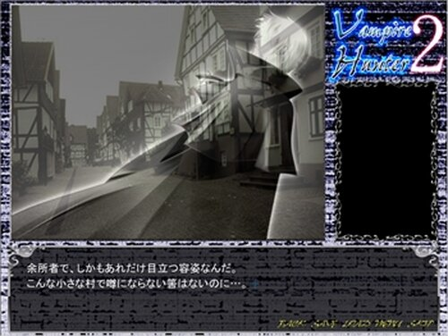 Vampire Hunter2 Game Screen Shot4