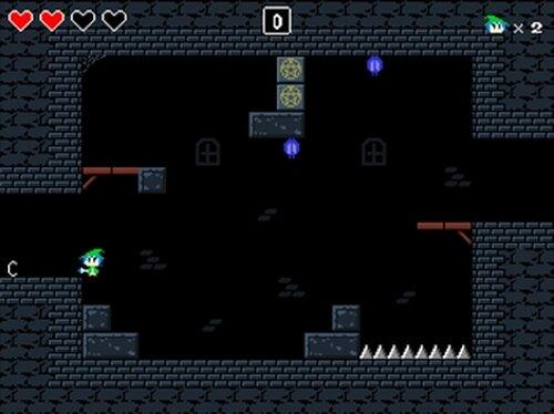 MAGIUS 体験版 Game Screen Shot2