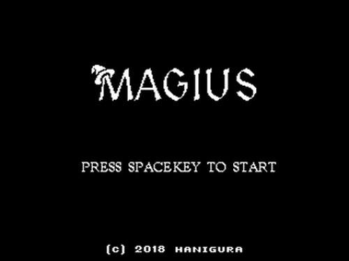 MAGIUS 体験版 Game Screen Shot5