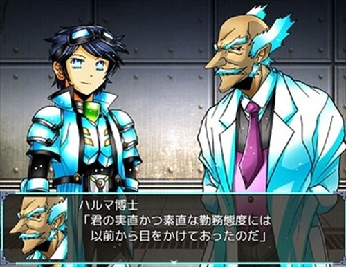 BDM COMPLEX・博士と助手 Game Screen Shot2