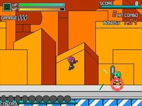 疾風戦記フォースギア2・体験版 Game Screen Shot5