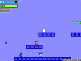 ヤシーユのイロスマ冒険 Game Screen Shot5