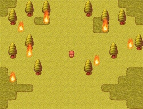 プレシャスレイン Game Screen Shot