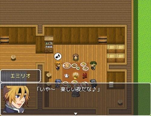 プレシャスレイン Game Screen Shots