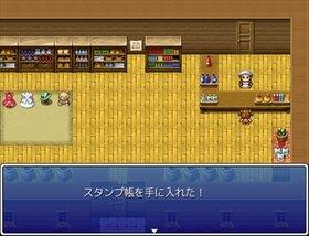 モナカと魔女の弟子 Game Screen Shot3