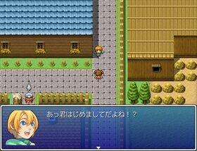 モナカと魔女の弟子 Game Screen Shot4