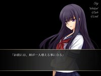 義姉坐薬恥療のゲーム画面