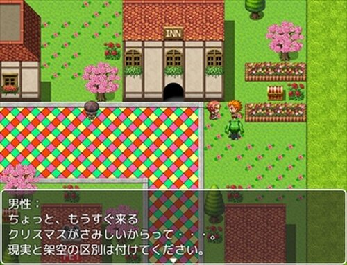 猫の少女のRPG Game Screen Shot3