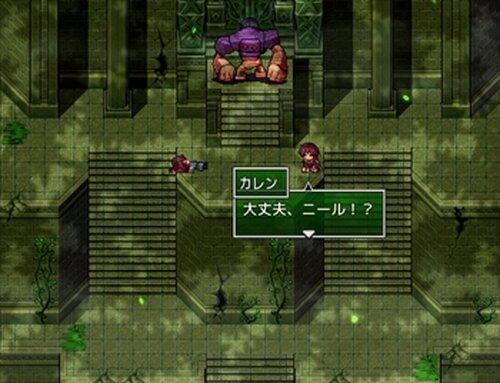 姉妹の冒険 Game Screen Shot2