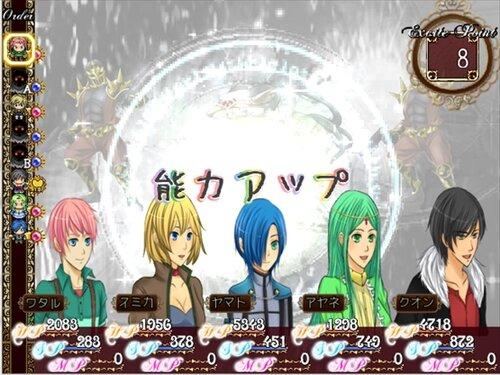 【異界】魔法戦士コネクターズ! Game Screen Shot1