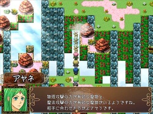 【異界】魔法戦士コネクターズ! Game Screen Shot3