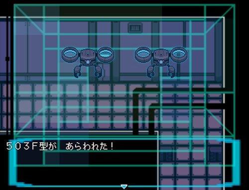 機人に至る。 Game Screen Shot1